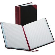BOR 38300R Boorum 38 Series Account Books BOR38300R