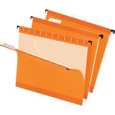 PFX 415215ORA Pendaflex Reinforced Hanging Folders PFX415215ORA