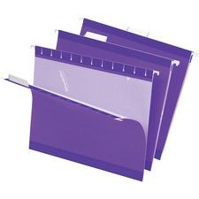 PFX 415215VIO Pendaflex Reinforced Hanging Folders PFX415215VIO