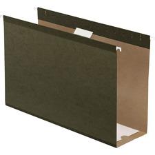 PFX 4153X4 Pendaflex Ex-capacity Reinforced Hanging Folders PFX4153X4