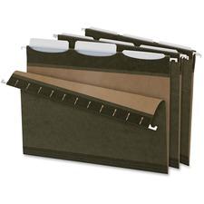 PFX 42620 Pendaflex Ready-Tab Green Hanging File Folders PFX42620