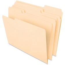 PFX 48420 Pendaflex Cutless File Folders PFX48420