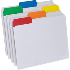 PFX 55702 Pendaflex Easy Clear View File Folders PFX55702