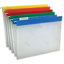 PFX 55708 Pendaflex EasyView Poly Hanging Folders  PFX55708