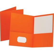 OXF 57510 Oxford Twin Pocket Letter-size Folders OXF57510