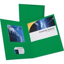 OXF 57556 Oxford Twin Pocket Letter-size Folders OXF57556