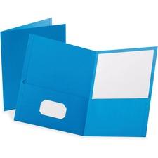 OXF57571 - Esselte Twin Pocket Portfolios