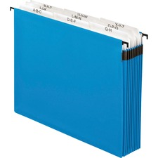 PFX 59225 Pendaflex SureHook A-Z Tab Hanging File PFX59225