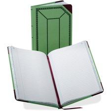 BOR 6718150R Boorum 67-1/8 Series Record-Ruled Account Book BOR6718150R