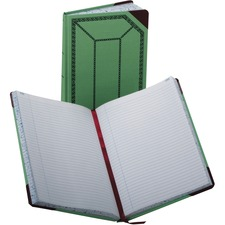 BOR 6718300R Boorum 67-1/8 Series Record-Ruled Account Book BOR6718300R