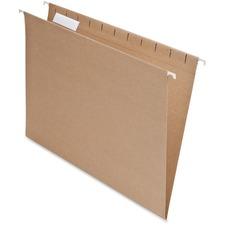 PFX 74542 Pendaflex Earthwise 1/5-cut Hanging Folders PFX74542