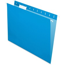 PFX 81603 Pendaflex Essentials Colored Hanging File Folders PFX81603