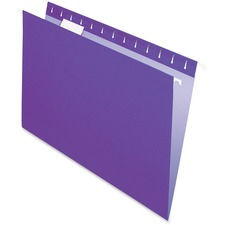 PFX 81611 Pendaflex Essentials Colored Hanging File Folders PFX81611