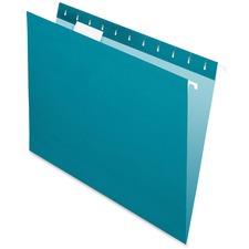 PFX 81614 Pendaflex Colored Hanging File Folders PFX81614
