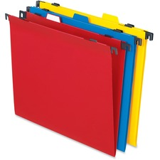 PFX 99917 Pendaflex 2-In-1 Poly Hanging/File Folders PFX99917