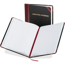 BOR L21150R Boorum Laboratory Record Notebooks BORL21150R
