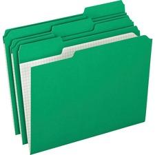PFX R15213BGR Pendaflex Color Reinforced Top File Folders PFXR15213BGR