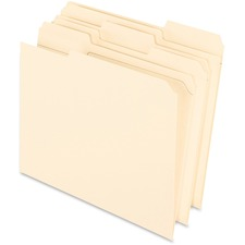 PFX R75213 Pendaflex Reinforced Top Manila File Folders PFXR75213