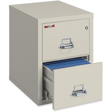 FIR 21831CPA FireKing Deep Insulated Vertical Ltr File Cabinets FIR21831CPA