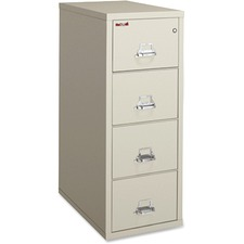 FireKing Insulated Vertical File