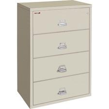 FIR 43822CPA FireKing Insulated Lateral File Cabinet FIR43822CPA
