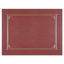 GEO 45333 Geographics Linen Certificate Covers GEO45333