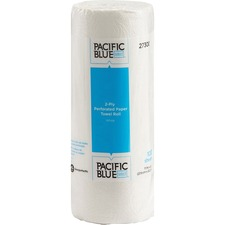 GPC 27300RL Georgia Pacific Preference 2-Ply Roll Towels GPC27300RL