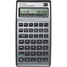 HEW 17BIIPLUS HP 17BIIPlus Business Financial Calculator  HEW17BIIPLUS