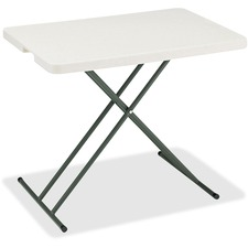 ICE 65490 Iceberg Lightweight Adjustable Personal Table ICE65490