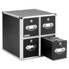 IDE VZ01049 Ideastream Vaultz Disc Locking CD/DVD Cabinets IDEVZ01049