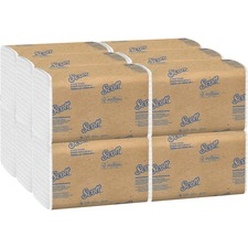 KCC 01510 Kimberly-Clark Scott Surpass C-Fold Towels KCC01510