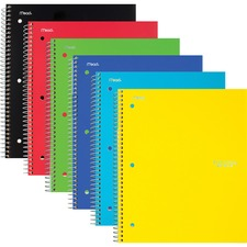 MEA 06190 Mead Five Star 1-subject Graph Ruled Notebook MEA06190