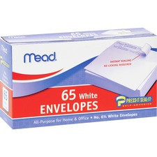 MEA 75028 Mead No.6.75 All-purpose White Envelopes MEA75028