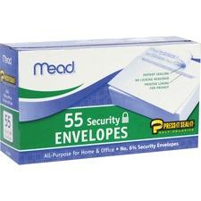 MEA 75030 Mead Press-it No. 6 Security Envelopes MEA75030