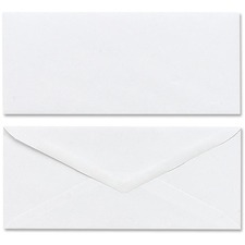 MEA 75050 Mead #10 Plain White Envelopes MEA75050