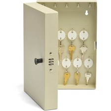 MMF 201202889 MMF Industries Hook Style Key Cabinet MMF201202889