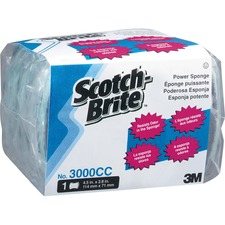 MMM 3000CC 3M Scotch-Brite Power Pads MMM3000CC