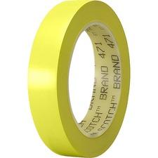 MMM 4711YE 3M Yellow Vinyl Marking Tape MMM4711YE