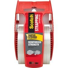 MMM 50 3M Scotch Strapping Tape w/Dispenser MMM50