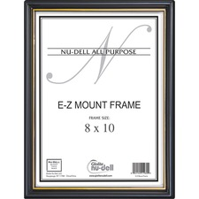 Nu-Dell EZ Mount Plastic Wall Frame