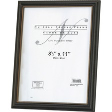 NUD 17081 NuDell Deluxe Wall Mount Document Frames NUD17081