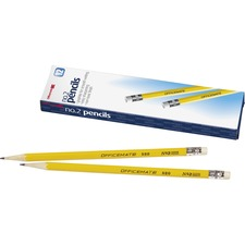 OIC 66520 Officemate No. 2 Wood Pencils OIC66520