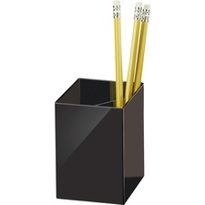 OIC 93681 Officemate 3-Compartment Pencil Cup OIC93681