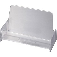 OIC 97832 Officemate Broad Base Business Card Holders OIC97832