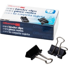 OIC 99010 Officemate Binder Clips OIC99010