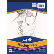 PAC 2369 Pacon Art1st Tracing Pad PAC2369