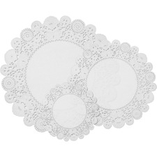 PAC 25500 Pacon Deluxe Doilies PAC25500