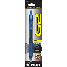 PIL 31027 Pilot G2 Retractable Gel Ink Rollerball Pens PIL31027