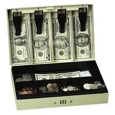 PM Steel Cash Box