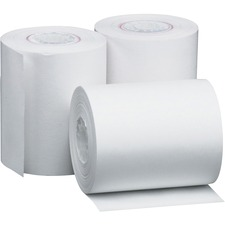 PMC 05208 PM Company Machine Receipt Thermal Print Rolls PMC05208